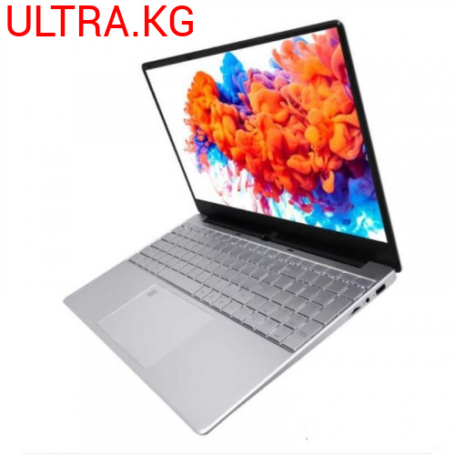 "Ноутбук  Notebook Foxcon Silver Intel Quad Core J4115 (up to 2.5Ghz), 8GB, 128GB SSD,  Intel HD Graphics, 15.6"" IPS FULL HD (1920x1080), WiFi, BT, HD WebCam, UltraSlim, Eng-Rus"